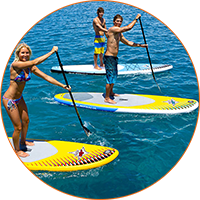 SUP Lessons and Hire