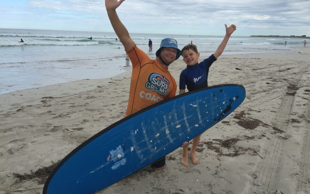Weet Bix Surf Groms Next Week:  Book Now!